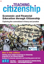 50th Issue of Teaching Citizenship